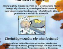 Więcej o: Zbiórka kasztanów dla Karolka Woźniaka!