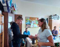 Więcej o: Przyjęcie urodzinowe w klasie 2a-3aSSPDP